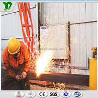 high quality carbon steel hot rolled metal structural i beam q235 dimension in china