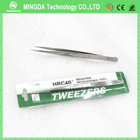 Factory sale ST /10 /11 /12 /13 /14 /15 ESD Antistatic Tweezers / Cleaning Tool ESD Antistatic Tweezers