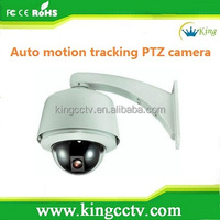 new 27x auto track ptz dome security camera CCD waterproof Auto motion tracking PTZ camera (HK-SAP8277)