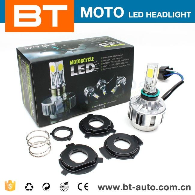 Wholesale Price 3000lm Motorcycle Led Lights Easy Installation Winker Lamp