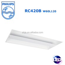 Philips Led Recessed Light Coreview 2.0 RC420B New 5000Lm 600*1200mm for office lighting