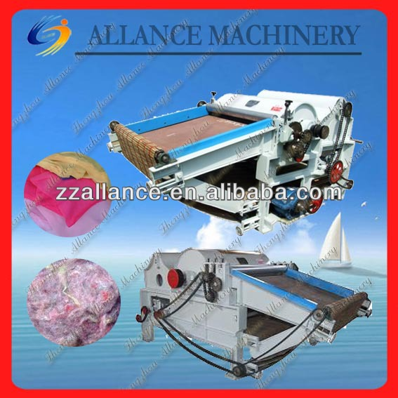 73 Attractive polyester yarn waste recycling machine