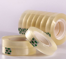 Plastic core non residue opp stationery adhesive tape