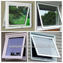Low price aluminum awning windows for sale