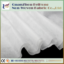 professional manufacturer white 20g water absorbent pp spunbond nonwoven fabric