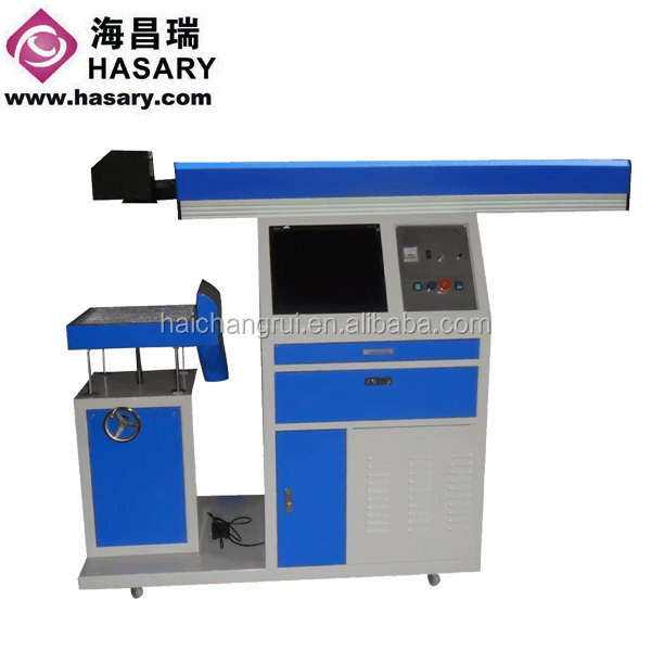 durable jeans/shoe sole/leather co2 laser marking machine price