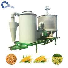 factory direct sale spent grain drying machine paddy dryer machine