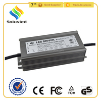 waterproof electronic led driver 80W constant current
