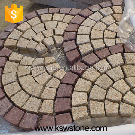 paving stone chinese natural granite