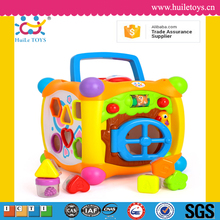 Huile toys wholesale toy from china activity cube with CE