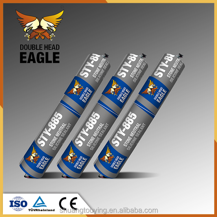 New Products Gray Stability Structural Marble Joint Silicone Sealant