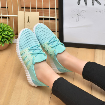 2017 casual women sport flat shoes wholesale china sport shoes