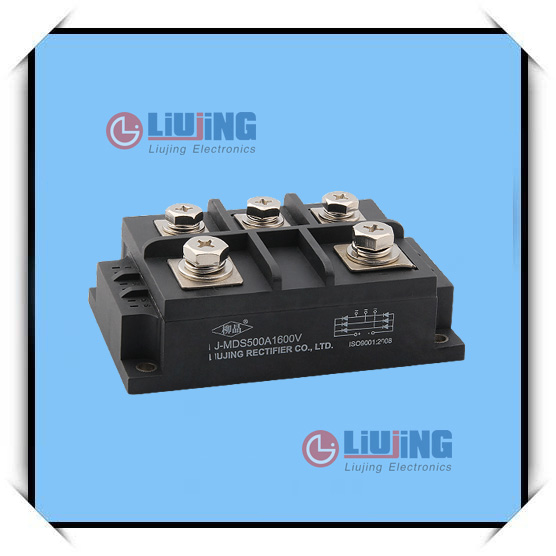 Power Semiconductor Three Phases Rectifier Bridge Modules MDS500A