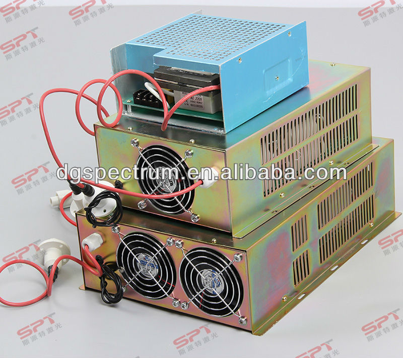 2015 Year Newest Technology and Alibaba Recommend high voltage 100w Co2 Laser Power Supply
