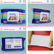 2016 Best quality OEM wholesale best new comfortable soft disposable baby wipe