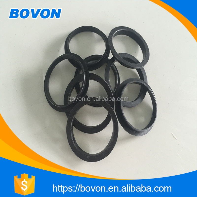 China manufacturers competitive price custom rbi rubber molded parts