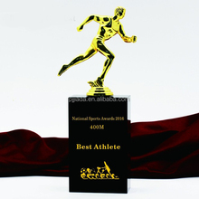Statue Crystal Trophy Basketball Table Tennis Tournament Metal Trophy Track Athletic Football Bikes Home Decoration