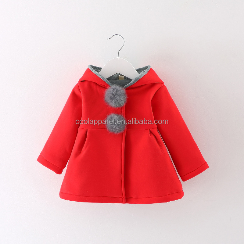 children girl boutique clothing kids clothes girls dress winter 2017 with coat