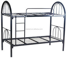 Modern design top quality student used metal twin beds for sale