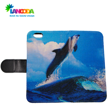 custom sublimation Linen phone case for iphone5/5S