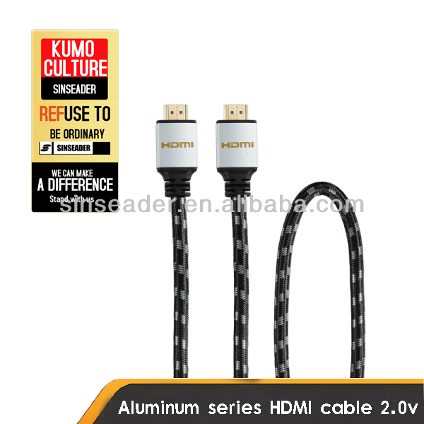 Premium HDMI cable 1.4v to TV cable for HDTV