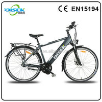 battery power electric bike strong electric bike with rear wheel kit China