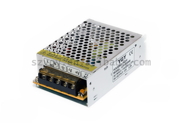 TK10 metal case CCTV 12V3.2A power supply
