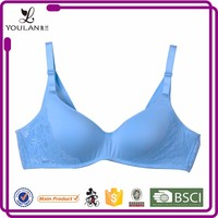 New Arrival Sexy Polyester Transparent Sexy Maternity Bra