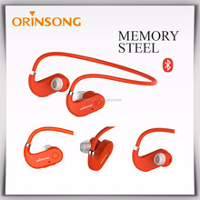 Factory Directly bluetooth red headphone, earphone wireless with call function bluetooth, best bluetooth headset