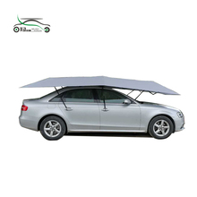 2018 New Inventions Chinese Suppliers Automatic Car Umbrella With Solar Charger