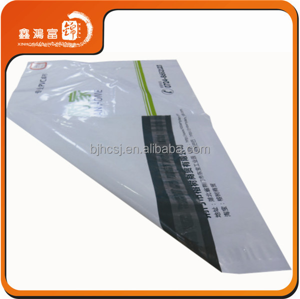 Colored Plastic Mailing Envelope