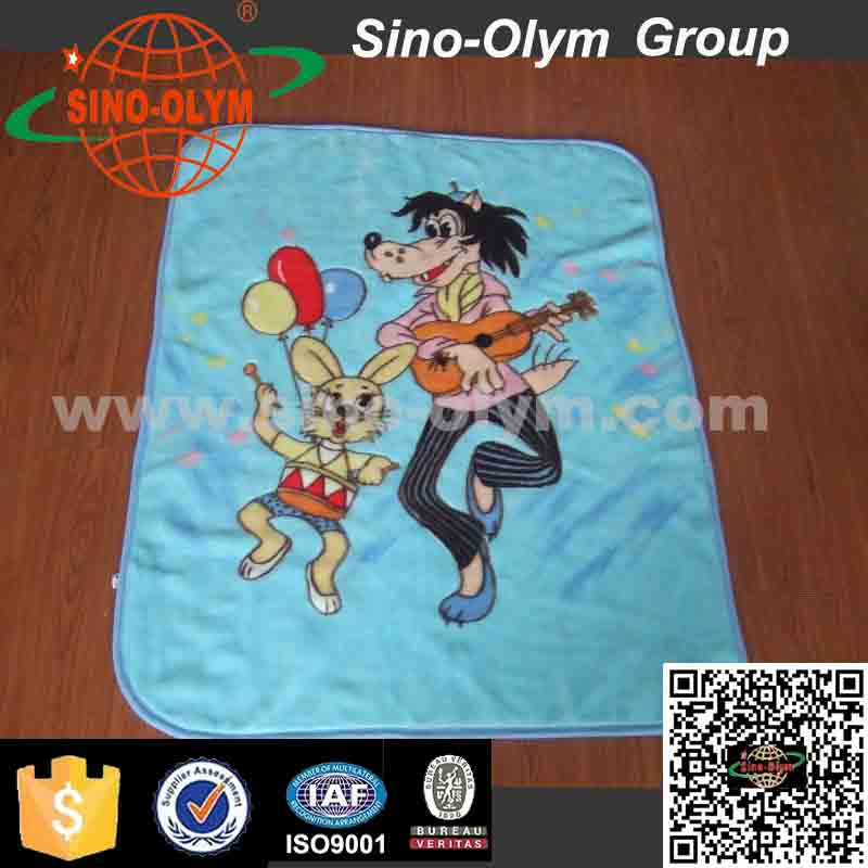 High Quality Low Price Baby Royal Spain Blanket