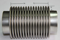 Flexible Metal Hose-customize 316l Stainless Steel Bellows