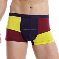 Top Various Colour In Sexy Young Boy Underwear Sale With High Elastic Waistband Boy Teen Underwear Transparent Boxer Man