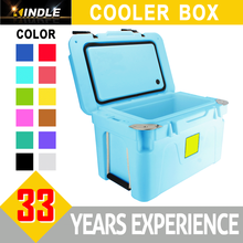 100 Quart Box Cooler for Keeping Meats Chilled Refreshments and Enjoy Real Festivities Hit