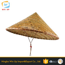 WINUP Hot Sale Chinese Bamboo Hat Vietnam Conical Hat