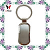 China factory supply pvc london tower keychain