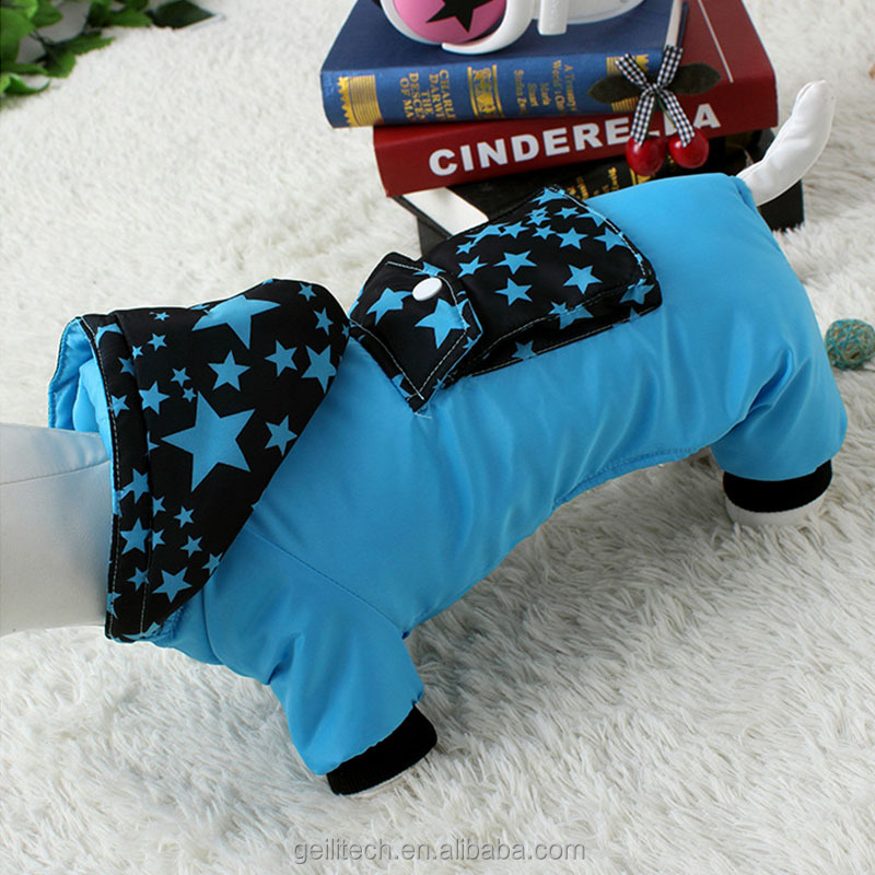 High quanlity dog hoodie cheap factory price winter coat for dog