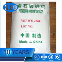 Potassium sodium tartrate/rochelle salt/sodium potassium tartrate