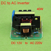 dc/ac inverter power supply module 12v to 220v step up converter booster transformer