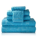 Plain dyed Cotton Jacquard Towels