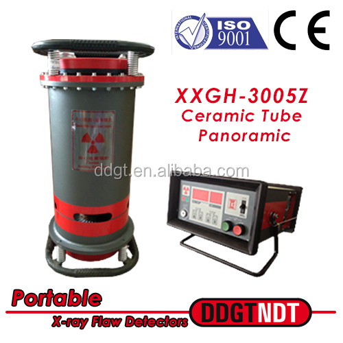 X-ray Flaw Detector XXGH-3005Z for pipe welding inspection