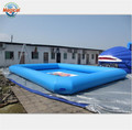 Custom Square inflatable water pool inflatable pool for water walking ball