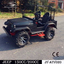 Hot selling 150cc 200cc Quad Jeep, Mini Jeep Willys / Jeep ATV With CE