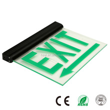 IP20 Ni-Cd Battery Double Side Emergency Exit Lighting