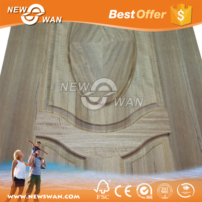 3mm Wood Veneered Beech Door Skin