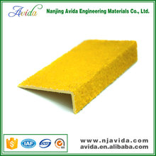 anti slip frp fiberglass plastic safety step stair nosing