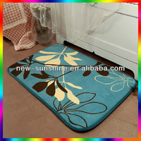 100% polyester pattern carpet and rug