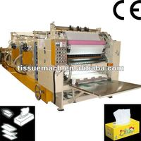 Machine Making Hand Towel V Fold Paper
