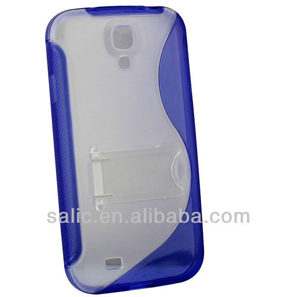 TPU S-line case with pc stand for S4
